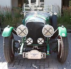 075 1928 Bentley 4 1:2 Litre Tourer