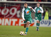 Fotball<br /> Frankrike 2004/05<br /> Ligacup<br /> Sedan v Monaco<br /> 9. november 2004<br /> Foto: Digitalsport<br /> NORWAY ONLY<br /> NADIR BELHADJ (SED)