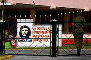 Che in Pinar del Rio, Cuba.