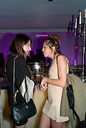 CAROLINE SIEBER; DASHA ZHUKOVA, An evening at Sanderson to celebrate 10 years of Sanderson, in aid of Clic Sargent. Sanderson Hotel. 50 Berners St. London. W1. 27 April 2010 *** Local Caption *** -DO NOT ARCHIVE-© Copyright Photograph by Dafydd Jones. 248 Clapham Rd. London SW9 0PZ. Tel 0207 820 0771. www.dafjones.com.<br /> CAROLINE SIEBER; DASHA ZHUKOVA, An evening at Sanderson to celebrate 10 years of Sanderson, in aid of Clic Sargent. Sanderson Hotel. 50 Berners St. London. W1. 27 April 2010