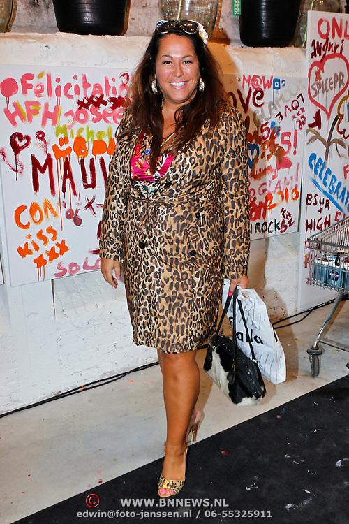 NLD/Amsterdam/20100901 - Glamour magazine bestaat 5 jaar, Tessa Koops