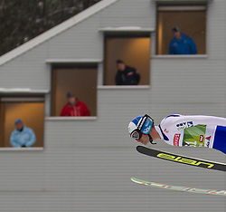 02.01.2011, Bergisel, Innsbruck, AUT, Vierschanzentournee, Innsbruck, Qualifikation, im Bild // Loitzl Wolfgang (AUT) // during the 59th Four Hills Tournament Training in Innsbruck, EXPA Pictures © 2011, PhotoCredit: EXPA/ J. Feichter