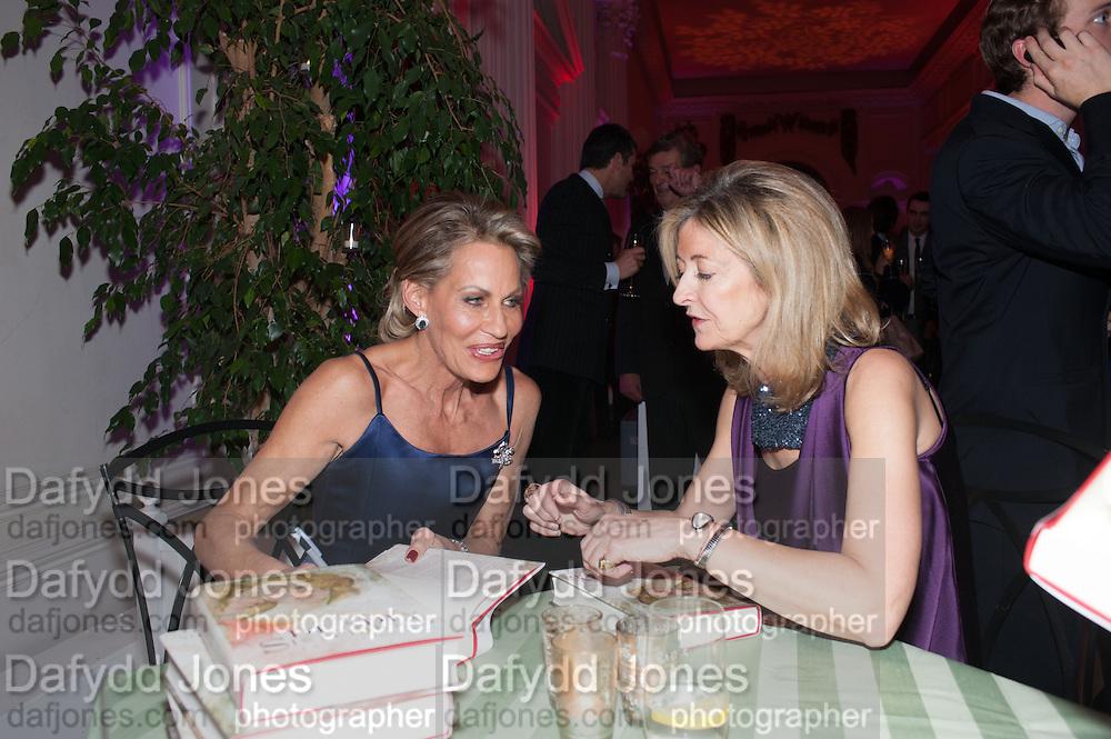 LEONIE FRIEDA, Leonie Frieda book party  for ' The Deadly Sisterhood.' The Orangery, Kensington Palace. London. 20 November 2012.