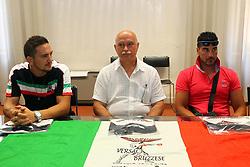 CONFERENZA STAMPA PRESENTAZIONE CAMPIONATO ITALIANO DI BOXE