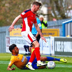 Mansfield Town v Crewe Alexandra