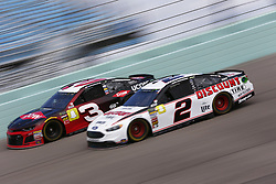 November 17, 2018 - Homestead, Florida, U.S. - Austin Dillon (3) takes to the track to practice for the Ford 400 at Homestead-Miami Speedway in Homestead, Florida. (Credit Image: © Justin R. Noe Asp Inc/ASP)