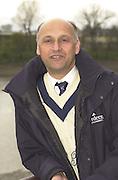 2003 - Rowing - 149th Varsity Boat Race - Tideway Week .06/04/03 - Photo Peter Spurrier.Umpires Boris Rankov [Boat Race] and Pete Bridge Isis v Goldie [Photo Peter Spurrier/Intersport Images 20030406 149th Varsity Boat Race, London, UK