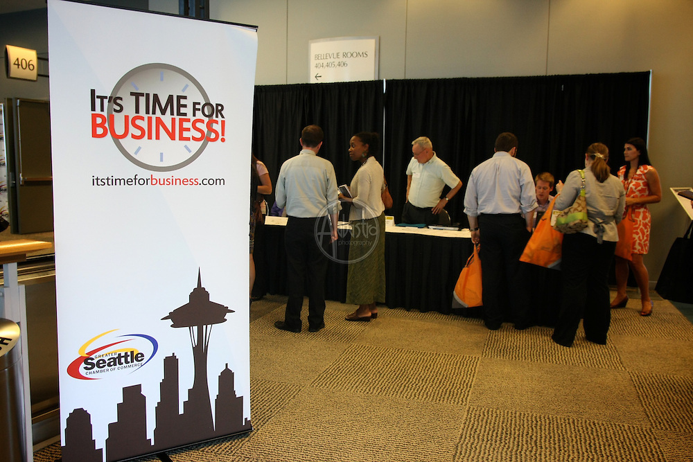 """Greater Seattle Chamber of Commerce """"All YPN 2011"""""""