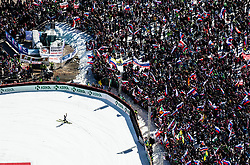 Last jump of Robert Kranjec of Slovenia in his professional ski jumping career during the Ski Flying Hill Team Competition at Day 3 of FIS Ski Jumping World Cup Final 2019, on March 23, 2019 in Planica, Slovenia. Photo by Vid Ponikvar / Sportida