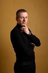DIEST, BELGIUM - MAY-09-2006 - Geert CONARD is a specialist in business networking. (PHOTO © JOCK FISTICK)