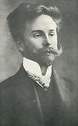 'Alexander Nikolayevich Scriabin (1872-1915) Russian pianist and composer, c1911.'