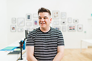 Christopher Graham, CEO of The Marketing Department, a creative, practical marketing, design and events agency in Glasgow.