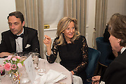 PRINCESS CHANTAL OF HANOVER, Nicky Haslam hosts dinner at  Gigi's for Leslie Caron. 22 Woodstock St. London. W1C 2AR. 25 March 2015