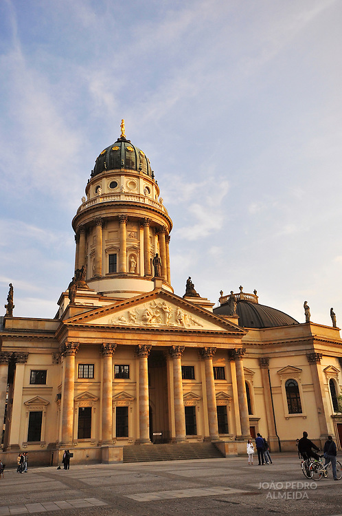 One of Berlin's squares