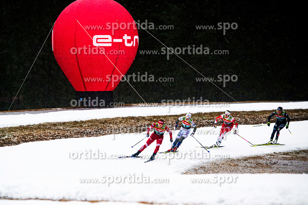Nina Dubotolkina (RUS) during Ladies team sprint race at FIS Cross Country World Cup Planica 2019, on December 22, 2019 at Planica, Slovenia. Photo By Peter Podobnik / Sportida
