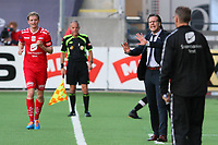 Tippeliga Fotball 20.Mai 2014. Eliteserie. Foto Christian Blom Digitalsport Sogndal - Brann. Erik Huseklepp Rikard Norling Brann. Jonas Olsson, Sogndal