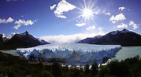 Perito Moreno Glacier, Los Glaciares National Park. Image taken with a Nikon D3s and 16 mm f/2.8 fisheye lens (ISO 200, f/22, 1/125 sec).