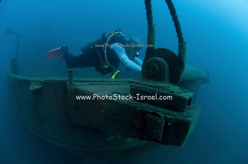 MV Nitzan was a trawler that was sunk for the purpose of becoming an artificial reef and a diving site. She was sunk on the 8th of April 2012 off the coast of Achziv, Israel