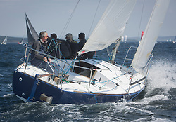 Sailing - SCOTLAND  - 25th-28th May 2018<br /> <br /> The Scottish Series 2018, organised by the  Clyde Cruising Club, <br /> <br /> First days racing on Loch Fyne.<br /> <br /> GBR4043Y, Ayesha, Jon Fitzgerald, Cove SC, J24<br /> <br /> Credit : Marc Turner<br /> <br /> <br /> Event is supported by Helly Hansen, Luddon, Silvers Marine, Tunnocks, Hempel and Argyll & Bute Council along with Bowmore, The Botanist and The Botanist