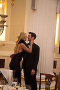 THE HON LISA DAUBENY DE MOLEYNS; KEITH GARDNER, The National Trust for Scotland Mansion House Dinner. Mansion House, London. 16 October 2013