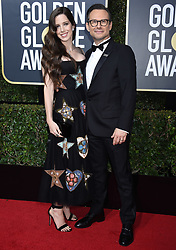Liev Schreiber at the 75th Annual Golden Globe Awards held at the Beverly Hilton Hotel on January 7, 2018 in Beverly Hills, CA ©Tammie Arroyo-GG18/AFF-USA.com. 07 Jan 2018 Pictured: Christian Slater. Photo credit: MEGA TheMegaAgency.com +1 888 505 6342