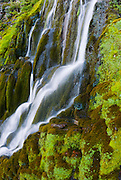 Vidae Falls, Crater Lake National Park, Oregon