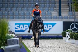 Zweistra Thamar, NED, Hexagon's Ich Weiss<br /> CHIO Aachen 2021<br /> © Hippo Foto - Sharon Vandeput<br /> 15/09/21