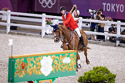 Ward Mclain, USA, Contagious, 395<br /> Olympic Games Tokyo 2021<br /> © Hippo Foto - Dirk Caremans<br /> 07/08/2021