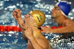 César Cielo conquista ouro e bate recorde nos 100m livre dos jogos Pan-Americanos de Guadalarrara 2011. FOTO: Jefferson Bernardes/Preview.com
