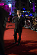 ALAN RICKMAN, European Film premiere of Sweeny Todd,  Odeon Leicester Sq. and party afterwards at the Royal Courts of Justice. 10 January 2008. -DO NOT ARCHIVE-© Copyright Photograph by Dafydd Jones. 248 Clapham Rd. London SW9 0PZ. Tel 0207 820 0771. www.dafjones.com.