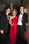 MILO FITZALAN-HOWARD; JOSEPHINE FITZALEN-HOWARD; FREDERICK FITZALAN-HOWARD, THE 35TH WHITE KNIGHTS BALLIN AID OF THE ORDER OF MALTA VOLUNTEERS' WORK WITH ADULTS AND CHILDREN WITH DISABILITIES AND ILLNESS. The Great Room, Grosvenor House Hotel, Park Lane W1. 11 January 2014
