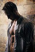 model: Dustin Daniels