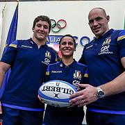 20180122 Rugby : Presentazione Natwest 6 nations
