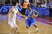 DESCRIZIONE : Roma Lega serie A 2013/14 Acea Virtus Roma Banco Di Sardegna Sassari<br /> GIOCATORE : Green Marques<br /> CATEGORIA : palleggio<br /> SQUADRA : Banco Di Sardegna Dinamo Sassari<br /> EVENTO : Campionato Lega Serie A 2013-2014<br /> GARA : Acea Virtus Roma Banco Di Sardegna Sassari<br /> DATA : 22/12/2013<br /> SPORT : Pallacanestro<br /> AUTORE : Agenzia Ciamillo-Castoria/ManoloGreco<br /> Galleria : Lega Seria A 2013-2014<br /> Fotonotizia : Roma Lega serie A 2013/14 Acea Virtus Roma Banco Di Sardegna Sassari<br /> Predefinita :