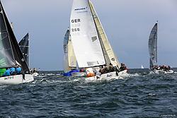 , Kiel - Kieler Woche 22. - 30.06.2013, Melges 24 - GER 266