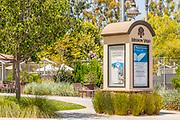 Mission Viejo Aquatics Center and Tennis Pavilion Informational Monument
