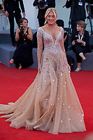 Hofit Golan at the premiere gala screening of the film Roma at the 75th Venice Film Festival, Sala Grande on Thursday 30th August 2018, Venice Lido, Italy.