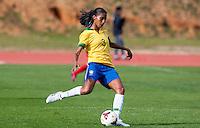 Fifa Womans World Cup Canada 2015 - Preview //<br /> Algarve Cup 2015 Tournament ( Municipal Stadium - Albufeira , Portugal ) - <br /> Brazil vs China 0-0 - Bruna Beatriz Benites Soares of Brazil