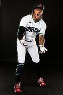 PHOENIX, AZ - SEPTEMBER 27: 2020 Nike uniform unveil shoot. (Photo by Sarah Sachs/Arizona Diamondbacks)