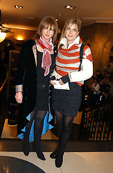 Left to right,        and actress IMOGEN STUBBS at the 2004 Whitbread Book Awards held at The Brewery, Chiswell Street, London EC1 on 25th January 2005.<br /><br /><br />NON EXCLUSIVE - WORLD RIGHTS