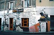 murales, orgosolo, Sardinia.dias