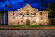 "The Alamo is an old Spanish mission (like a church built by Catholic missionaries to minister to the natives) that is in what is now San Antonio, Texas, United States. The Alamo was authorized in 1718 but was not built until 1744. The original name was San Antonio de Valero Mission.<br /> <br /> The Alamo is most famous for The Battle of the Alamo, which took place during 1836. It was occupied by 187 men from Texas and around the world who were fighting for the independence of Texas from what was then Mexico. On March 6, 1836, the men in the Alamo were defeated by a force of 5,000 Mexican troops. General Antonio Lopez de Santa Anna was the general for the Mexican army. All 187 Texans were killed, and ""Remember the Alamo!"" became the battle cry of the Texas Revolution. The battle ended on March 6, 1836, when the defenders were executed.<br /> <br /> Many years later, the Texas government restored the Alamo. The Alamo became a National Historic Landmark in 1960, and is now open for tourists. The Alamo also became a UNESCO World Heritage Site on July 5, 2015."