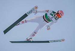 28.02.2020, Salpausselkae Hill, Lahti, FIN, FIS Weltcup Ski Sprung, Herren, im Bild Jan Hoerl (AUT) // Jan Hoerl of Austria during the men's FIS Ski Jumping World Cup at the Salpausselkae Hill in Lahti, Finland on 2020/02/28. EXPA Pictures © 2020, PhotoCredit: EXPA/ JFK