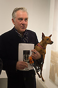 LANCE MCCORMAC; WILLOW, Behind the Silence. private view  an exhibition of work by Paul Benney and Simon Edmondson. Serena Morton's Gallery, Ladbroke Grove, W10.  4 November 2015.
