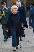 Prinses Beatrix is aanwezig bij de officiële opening Nationaal Schoolontbijt  //// Princess Beatrix attended the official opening of National School Breakfast