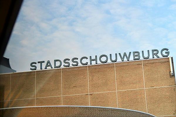Nederland, Nijmegen, 22-11-2014Het museum voor slechtziendheid en blindheid is gevestigd in het gebouw van de schouwburg, stadsschouwburg. Het theater is een typisch voorbeeld van eind vijftiger, begin zestiger jaren architectuur. Het is rijksmonument uit de wederopbouwperiode.FOTO: FLIP FRANSSEN/ HOLLANDSE HOOGTE