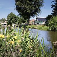 IJlst, een van de Friese Elfsteden