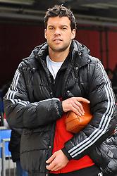 13.03.2011, Bruchwegstadion, Mainz, GER, 1. FBL, FSV Mainz 05 vs Bayer 04  Leverkusen, im Bild Michael Ballack (Leverkusen #13), EXPA Pictures © 2011, PhotoCredit: EXPA/ nph/  Roth       ****** out of GER / SWE / CRO  / BEL ******
