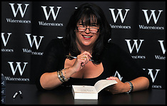 E L James Fifty Shades Of Grey author 6-9-12