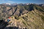 Summer Mountain Hiking - Ski Utah